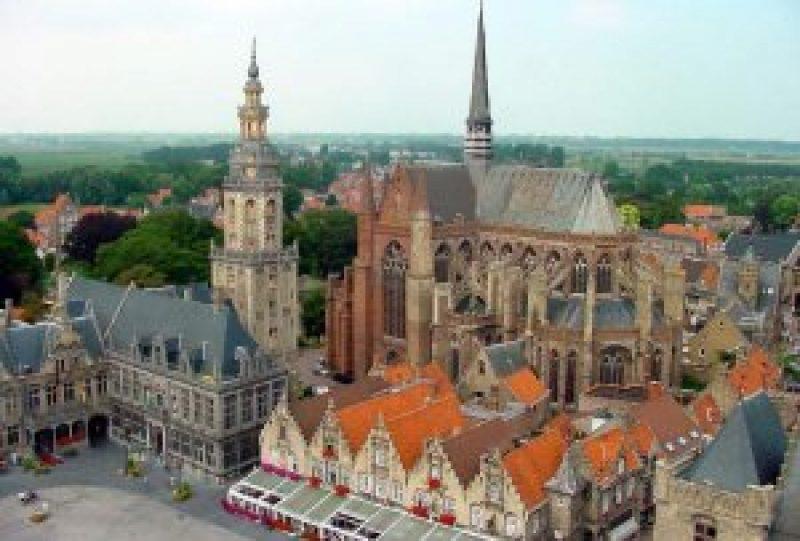 Furnes - Belgique